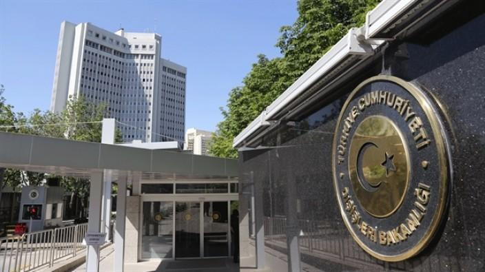 Dışişlerinden DAEŞ-ABD-PKK ittifakına ilişkin açıklama