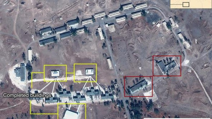 Flaş iddia! İran Suriye'ye üs kuruyor