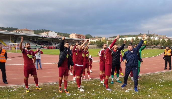 İnegölspor 3 puanı 3 golle aldı!