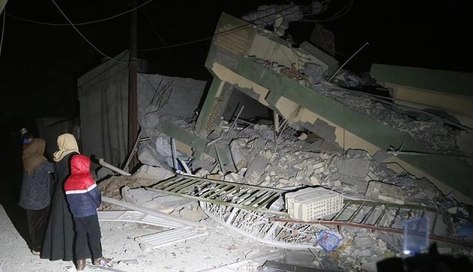 Irak'taki depremde bilanço artıyor!