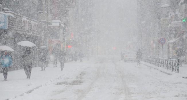 Meteoroloji saat verdi! 2 ile yoğun kar yağışı geliyor