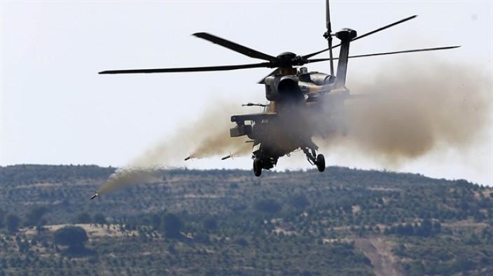 TSK'dan hava harekâtı: 17 terörist öldürüldü