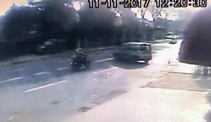 Yeni evli çift motosiklet kazasında ağır yaralandı!