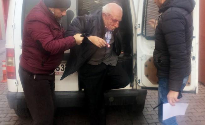 84 yaşındaki adam damadını öldürdü