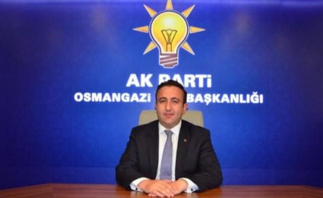 Ak Parti Osmangazi İlçe Başkan adayı belli oldu