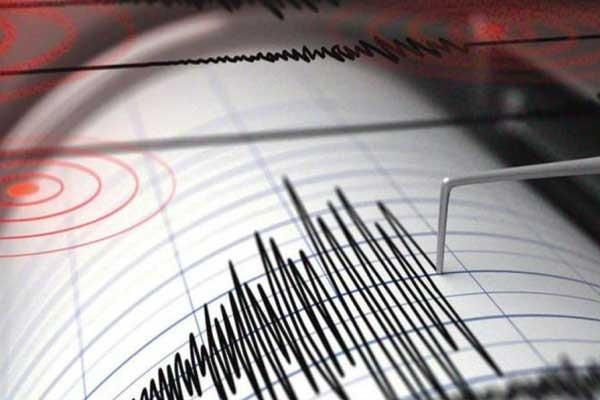 Balıkesir'de 3.7 büyüklüğünde deprem