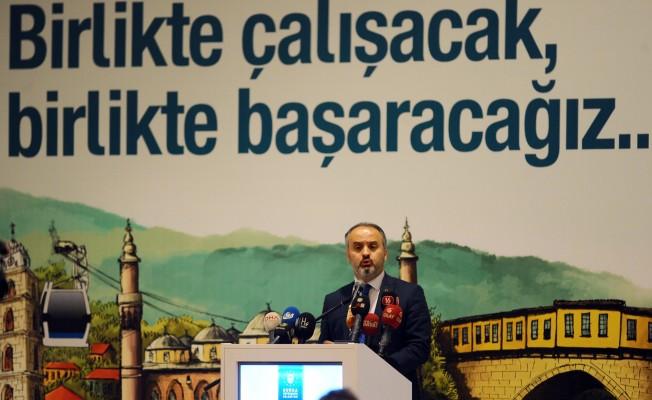 Başkan Aktaş 16 aylık acil eylem planını açıkladı