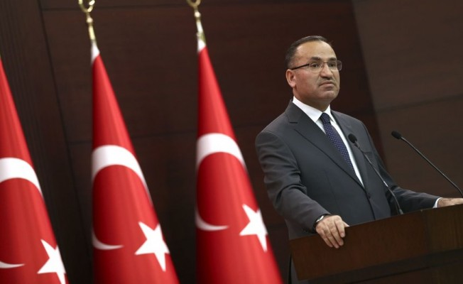 'Bedelli askerlik' sorusuna Başbakan Yardımcısı Bozdağ'dan yanıt
