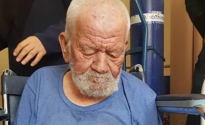 Bursa'da kaybolan yaşlı adam 24 saat sonra bulundu