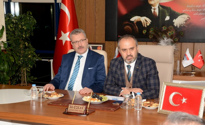 Bursa'da 3 ilçeye 250 milyonluk yatırım