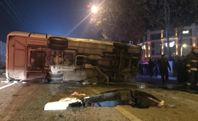Bursa'daki işçileri öldüren kaza ile ilgili flaş gelişme!