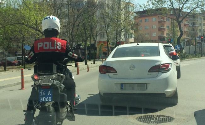 Bursa'da durdurulan araçtan yarım kilo metamfetamin çıktı