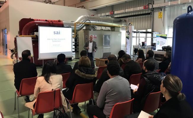 Bursa'da enerji verimliliği eğitimi