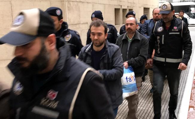 Bursa'da FETÖ'nün örgüt yapılanmasına operasyon