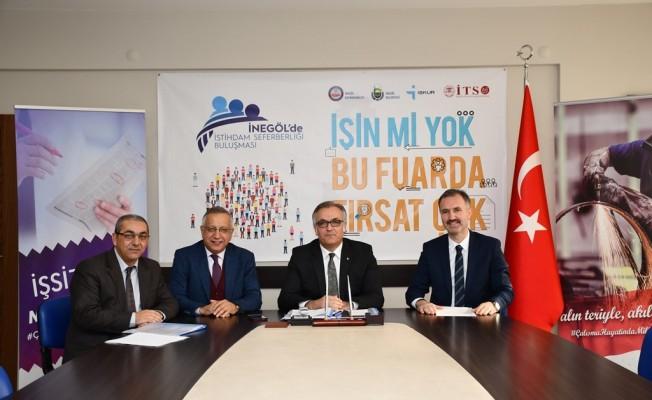 Bursa'da istihdam fuarı hedefine ulaştı