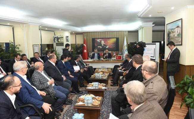 Bursa'da o ilçelere dev alt yapı müjdesi