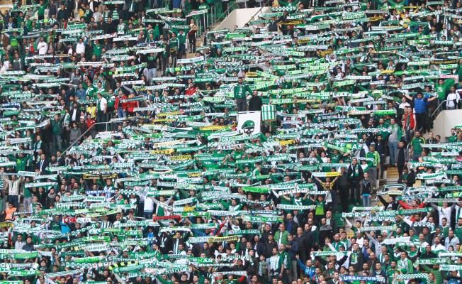 Bursaspor Fenerbahçe maçı biletine yoğun ilgi