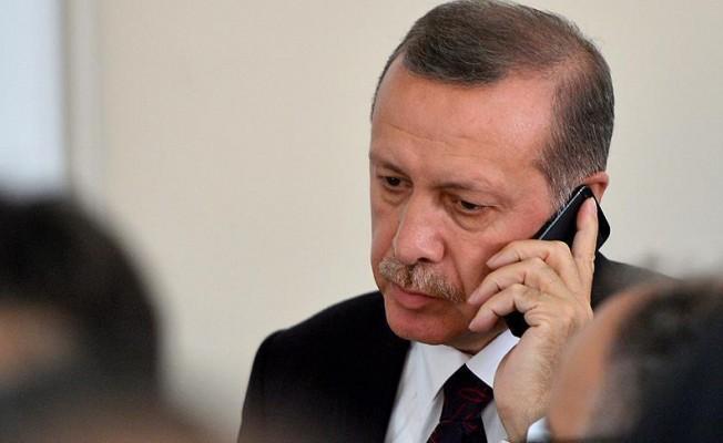 Cumhurbaşkanı Erdoğan'dan 'Kudüs' için telefon diplomasisi