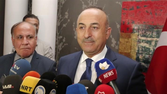Dışişleri Bakanı Çavuşoğlu'ndan kınama