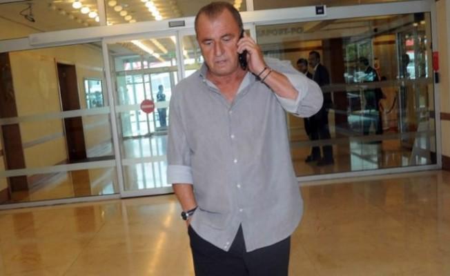 Fatih Terim'den görüşmenin ardından ilk açıklama