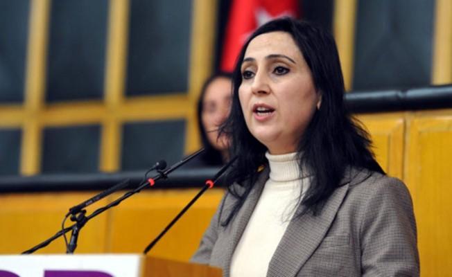 Figen Yüksekdağ'ın tutukluluk hali devam edecek
