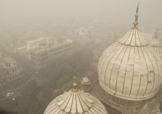 Hava kirliliği sigara etkisi yapıyor
