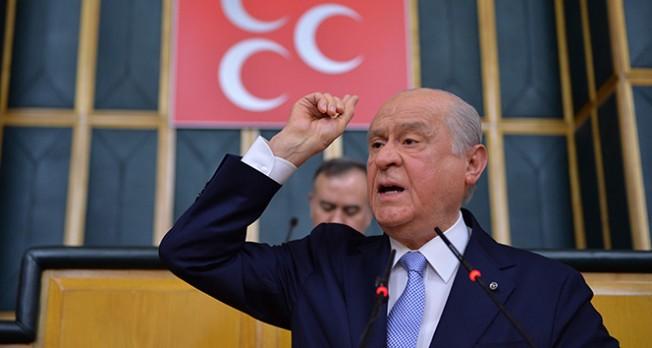 MHP lideri Bahçeli sert çıktı: Buna razı olamayız