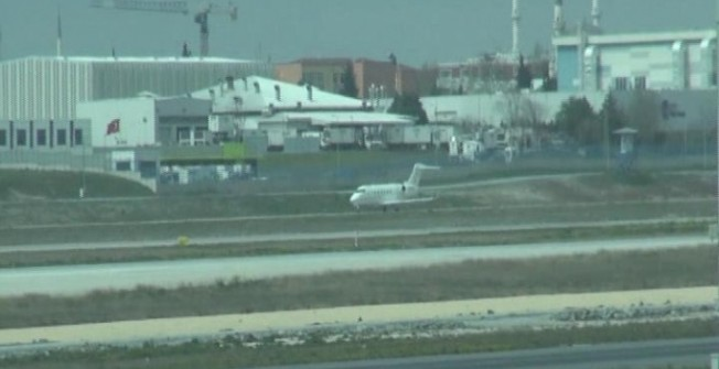 Reza Zarrab'ın uçağına el konuldu