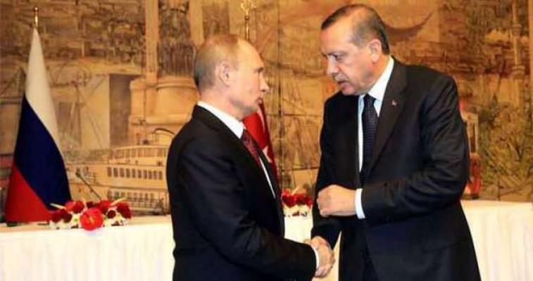 Rusya Lideri Putin Ankara'da