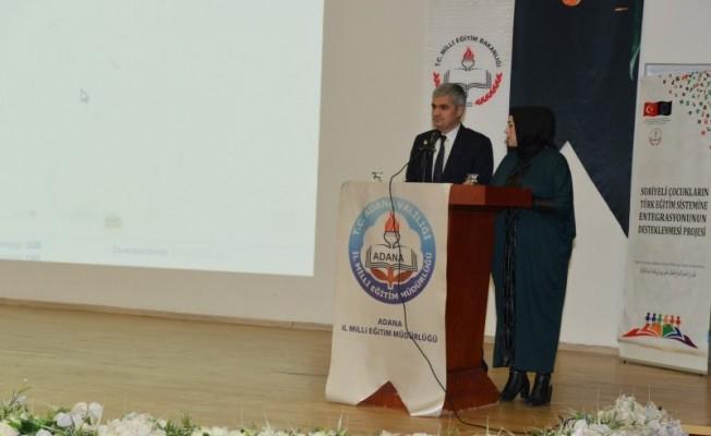 """""""Suriyeli Ailelere Yönelik Bilgilendirme"""" toplantısı"""