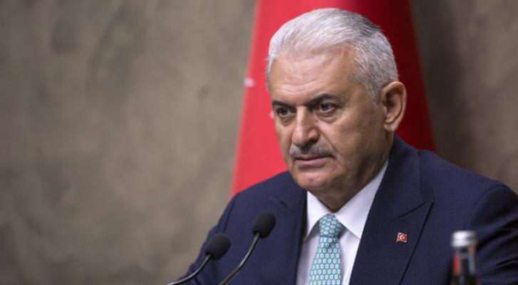 Başbakan'dan 'Zeytin Dalı Harekatı' açıklaması