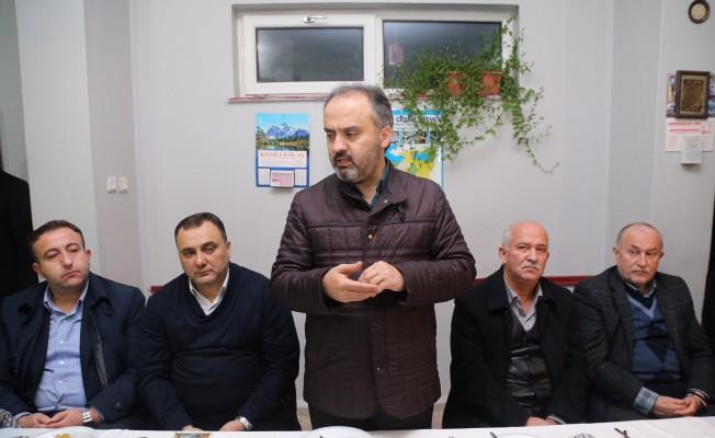 Başkan Aktaş açıkladı! Bursa'da suya ikinci indirim yolda