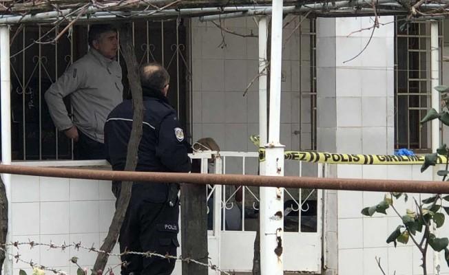 Bursa'da balkonda şok eden ölüm