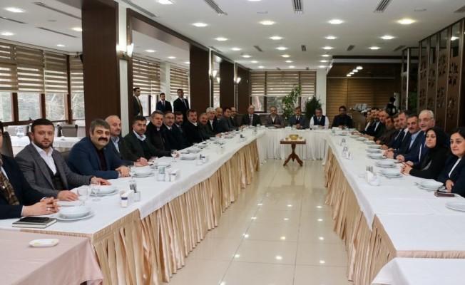 Bursa'da büyük buluşma öncesi hazırlıklar konuşuldu
