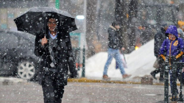 Bursa'da yarın hava nasıl olacak? (14 Ocak 2018 Pazar)