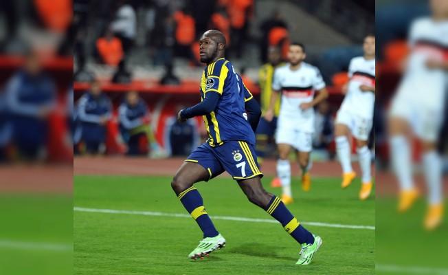 Bursaspor, Sow için ilk yarıyı geçti