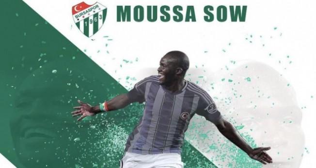 Bursaspor'un yeni transferi Sow'dan Fenerbahçe yorumu