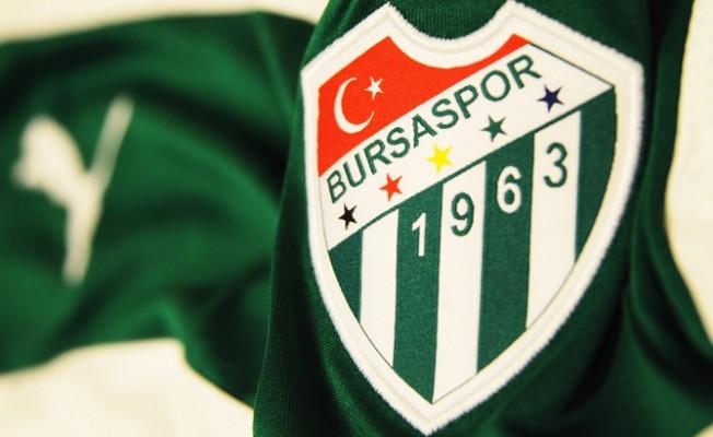 Bursasporlu o futbolcunun sözleşmesi feshedildi