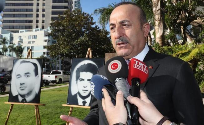 """Çavuşoğlu: """"Türkiye, ABD'den çok daha güvenli bir ülkedir"""""""