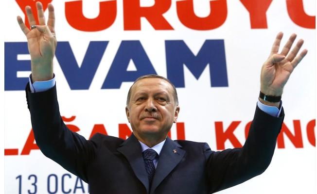 Cumhurbaşkanı Erdoğan'dan Bingöllülere Rabia uyarısı!