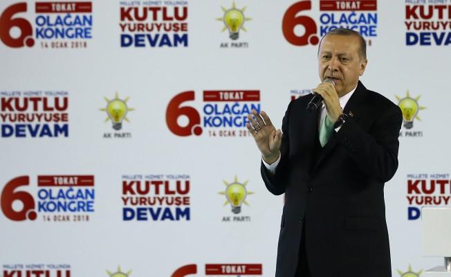 Cumhurbaşkanı Erdoğan: Artık bıçak kemiğe dayandı