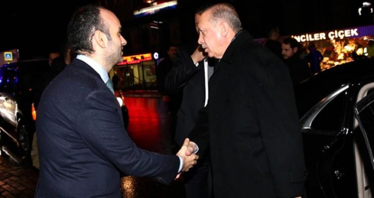 Cumhurbaşkanı Erdoğan'ın gittiği çorbacının sahibi hikayesiyle ilham veriyor