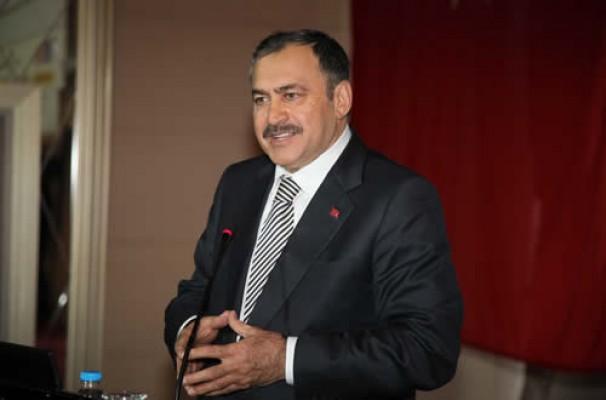 Eroğlu, Ergene Havzası'nda yapılan çalışmaları anlattı