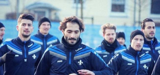 Hamit Altıntop Süper Lig'e geri döndü