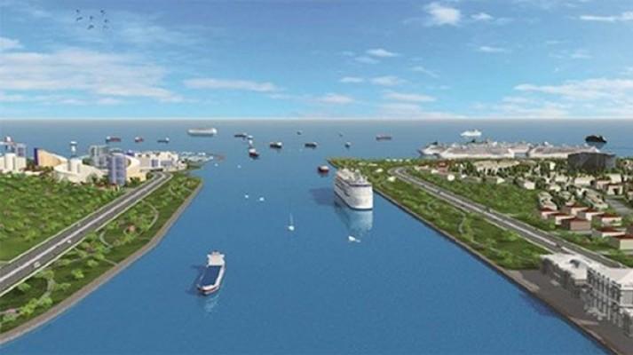 Kanal İstanbul Projesi'nin detayları yarın açıklanıyor
