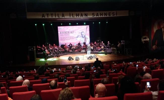 Kıvırcık Ali ölüm yıldönümünde türkülerle anıldı