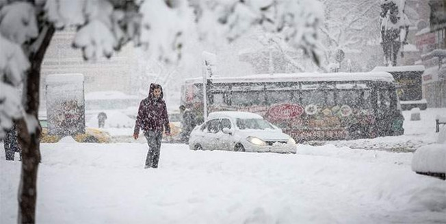 Meteorolojiden Bursa açıklaması! Yarından itibaren kar...