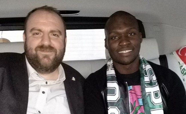 Moussa Sow, Bursa'ya geldi