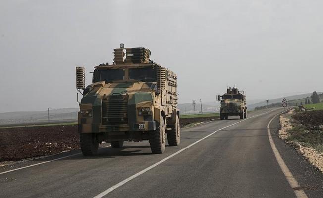 Suriye sınırına sevkiyat