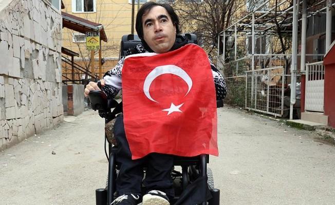 Zeytin Dalı Harekatı'na destek 'engel' tanımıyor
